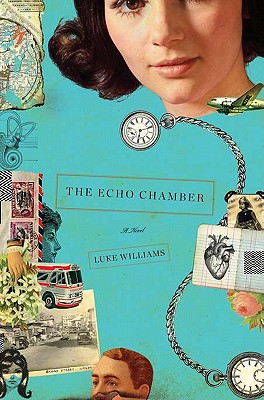 The Echo Chamber Cover