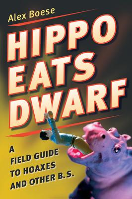 Cover for Hippo Eats Dwarf