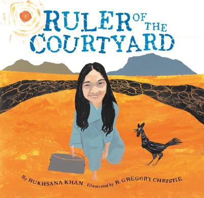 Ruler of the Courtyard Cover Image