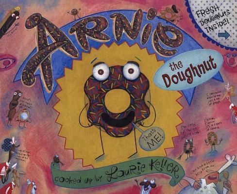 Arnie, the Doughnut Cover
