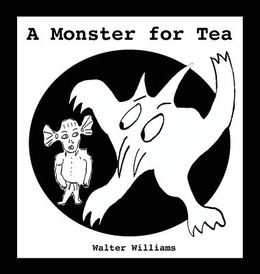 A Monster for Tea Cover