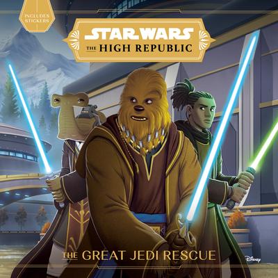 Star Wars The High Republic: The Great Jedi Rescue Cover Image