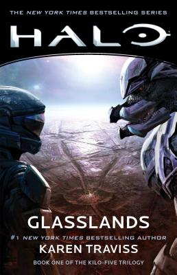 Halo: Glasslands: Book One of the Kilo-Five Trilogy Cover Image