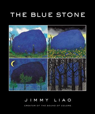 The Blue Stone Cover