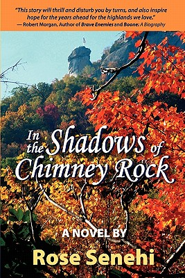 In the Shadows of Chimney Rock Cover