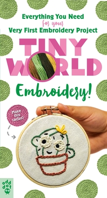 Tiny World: Embroidery! Cover Image