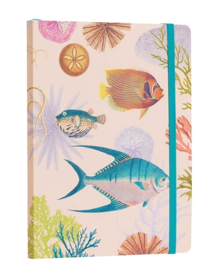 Art of Nature: Under the Sea Softcover Notebook: (Cute Stationery, Gift for Girls, Notebooks) Cover Image
