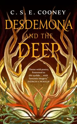 Desdemona and the Deep Cover Image