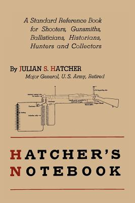 Hatcher's Notebook: A Standard Reference Book for Shooters, Gunsmiths, Ballisticians, Historians, Hunters, and Collectors Cover Image