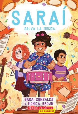 Cover for Saraí salva la música (Sarai Saves the Music)
