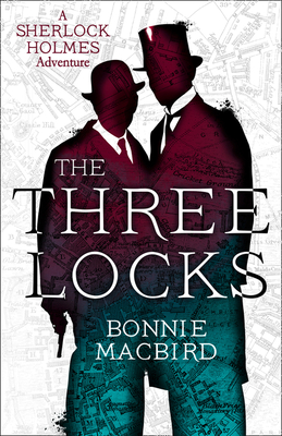 The Three Locks (a Sherlock Holmes Adventure, Book 4) Cover Image
