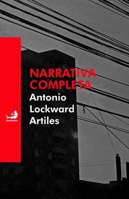 Narrativa completa (Biblioteca de Literatura Dominicana #14) Cover Image