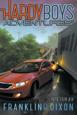 Cover for Into Thin Air (Hardy Boys Adventures #4)