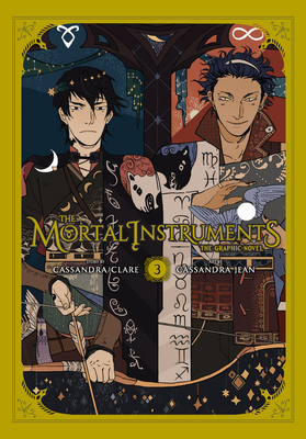 The Mortal Instruments: The Graphic Novel, Vol. 3 Cover Image