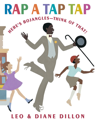 Rap a Tap Tap: Here's Bojangles - Think of That! Cover Image