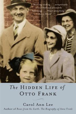 The Hidden Life of Otto Frank Cover