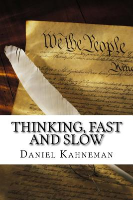 Thinking, Fast and Slow Cover Image
