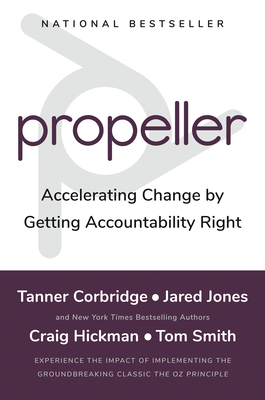 Propeller: Accelerating Change by Getting Accountability Right Cover Image