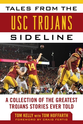 Cover for Tales from the USC Trojans Sideline