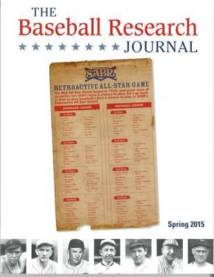 Baseball Research Journal (BRJ), Volume 44 #1 Cover Image