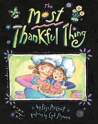 The Most Thankful Thing Cover