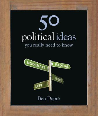 50 Political Ideas You Really Need to Know Cover Image
