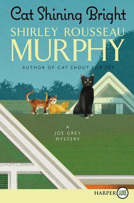 Cat Shining Bright (Joe Grey Mystery Series) Cover Image