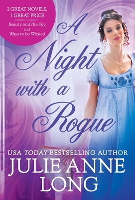 A Night with a Rogue: 2-in-1 Edition with Beauty and the Spy and Ways to be Wicked Cover Image