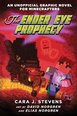 The Ender Eye Prophecy: An Unofficial Graphic Novel for Minecrafters, #3 Cover Image