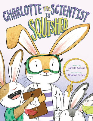 Charlotte the Scientist Is Squished Cover Image