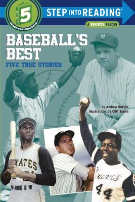 Baseball's Best: Five True Stories (Step into Reading) Cover Image
