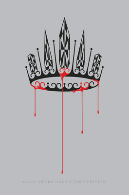 Glass Sword Collector's Edition (Red Queen #2) Cover Image