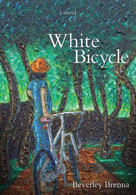 The White Bicycle Cover