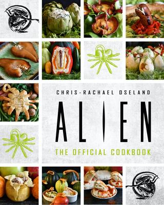 Alien Cookbook Cover Image