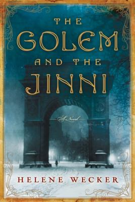 The Golem and the Jinni Cover