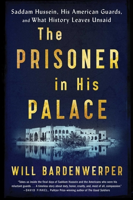 The Prisoner in His Palace Cover