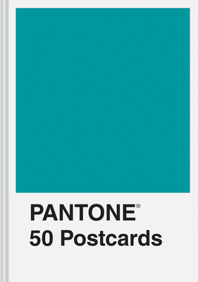 Pantone 50 Postcards Cover Image