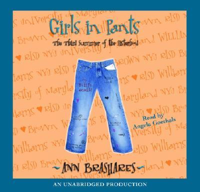 Girls in Pants (Lib)(CD) Cover Image