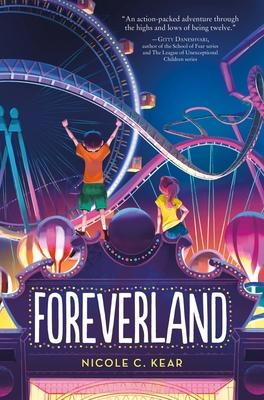 Cover for Foreverland