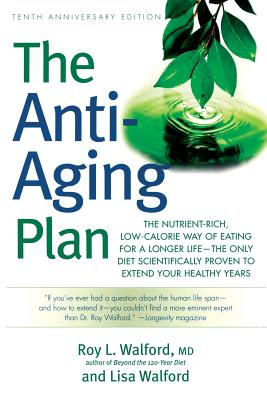 The Anti-Aging Plan Cover