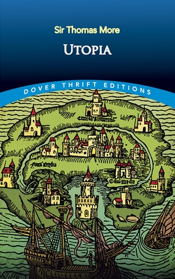 Utopia (Dover Thrift Editions) Cover Image