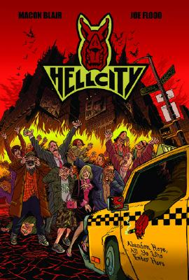 Hellcity Cover Image