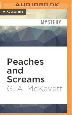 Peaches and Screams (Savannah Reid Mysteries #7) Cover Image