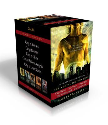 The Mortal Instruments 5 Volume Set Cover