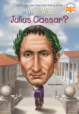 Who Was Julius Caesar? (Who Was?) Cover Image