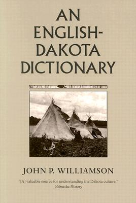 An English Dakota Dictionary Cover Image