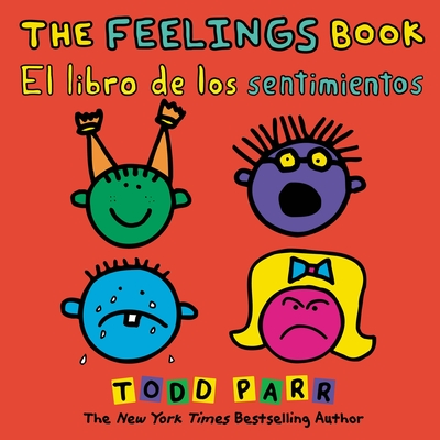 The Feelings Book / El libro de los sentimientos Cover Image