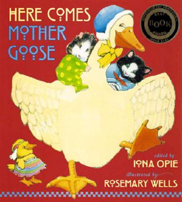 Here Comes Mother Goose Cover