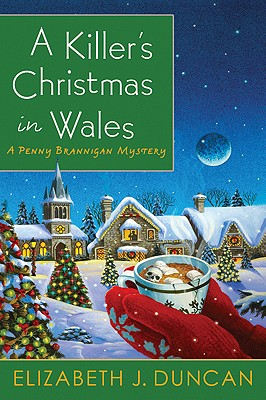 A Killer's Christmas in Wales Cover