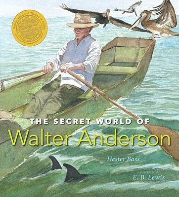 The Secret World of Walter Anderson Cover